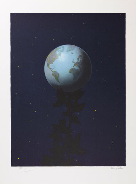 René Magritte, 'Le Grand Style (The Great Style)', 2010