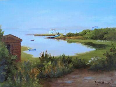 Angela Stratton, 'Nova Scotia Inlet', 2018