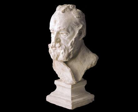 Auguste Rodin, 'Busto de Victor Hugo   Bust of Victor Hugo ', 1883