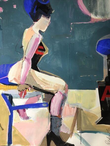 Janet Pedersen, 'Seated Pose II', 2018