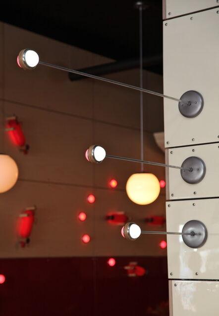DMG Design SF, 'C2H5OH Sconces', 2012