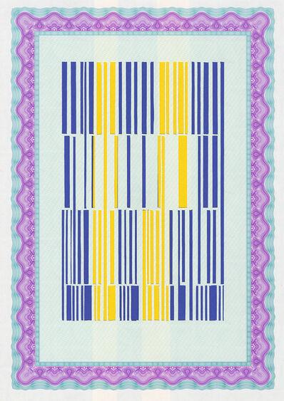 Oscar Abraham Pabon, 'De la serie Artesanías Modernas (5)', 2014