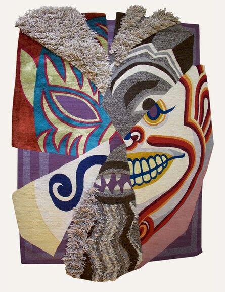 Christoph Hefti, 'World Mask', 2014