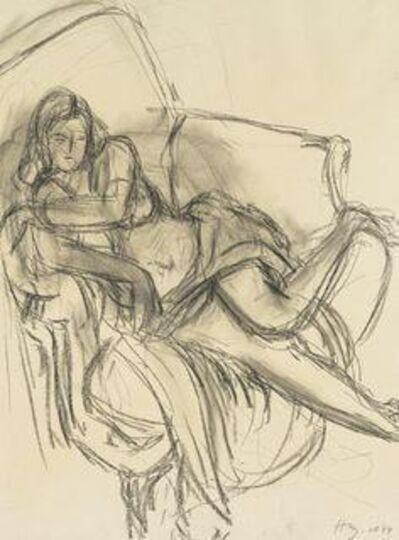 Henri Matisse, 'Nude', 1958