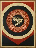 Shepard Fairey, 'Peace Dove', 2011