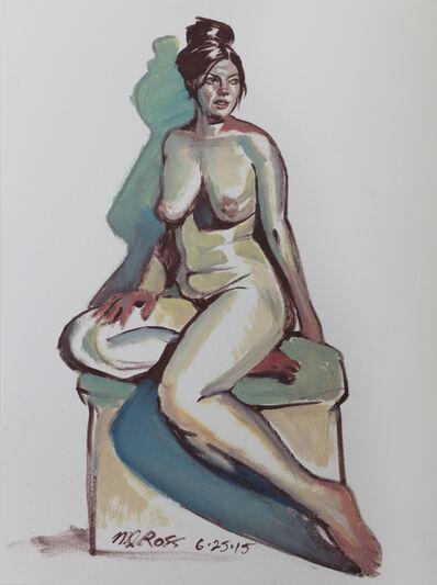 Mark Ross, 'Untitled (Jodi Seated Twist)', 2015