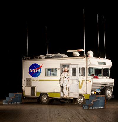 Tom Sachs, 'Mobile Quarantine Facility (MQF)', 2011-2012