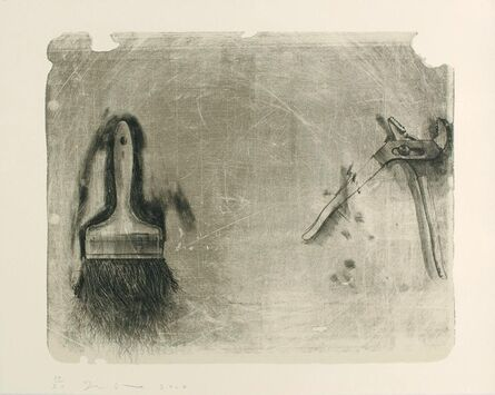 Jim Dine, 'Tools for Creely II', 2007