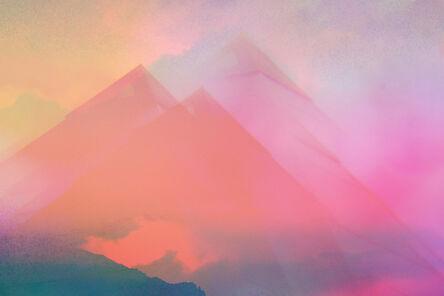 Navina Khatib, 'Pyramids Of Chi I', 2020