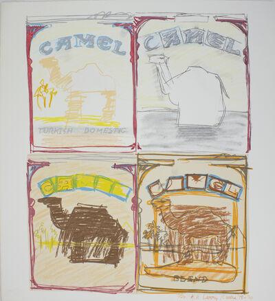 Larry Rivers, 'Quartet', 1978-90