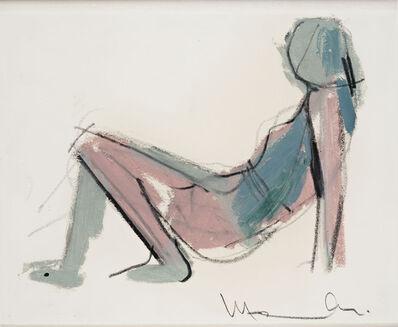 Manuel Neri, 'La Palestra Study No. 5', 1987