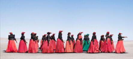 Jim Naughten, 'Herero Women Marching', 2012