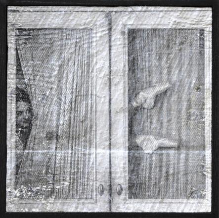 JR, 'Ballet diary #31, NYC, Les Bosquets, Paris', 2014