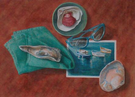 Lauren Sweeney, 'Summer Collection of Mollusks & Memories', 2010