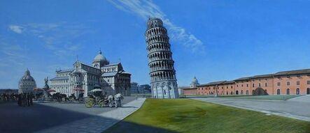 David Wheeler, 'The Field Of Miracles, Pisa  ', 2013