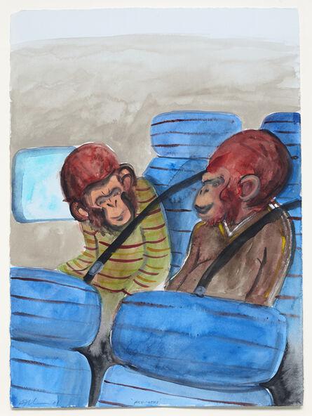 Ricky Swallow, 'Passengers', 2001