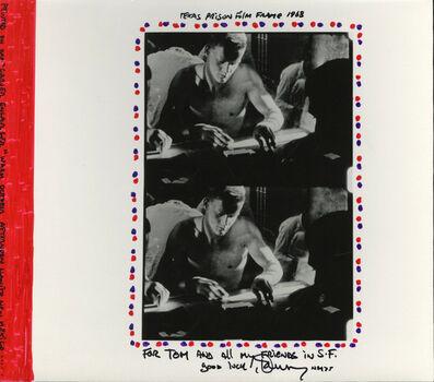 Danny Lyon, 'Texas Prison Film Frame', 1968