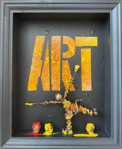 Bernard Saint Maxent, 'ART 07.21', 2021