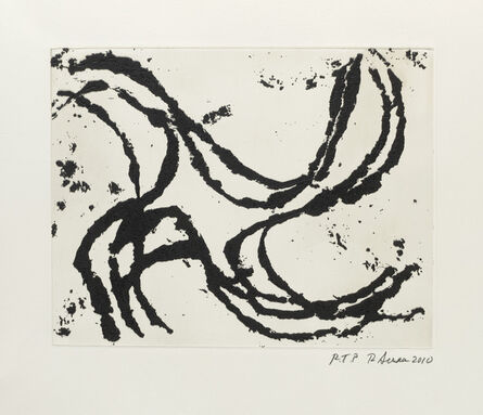 Richard Serra, 'Junction #2', 2010