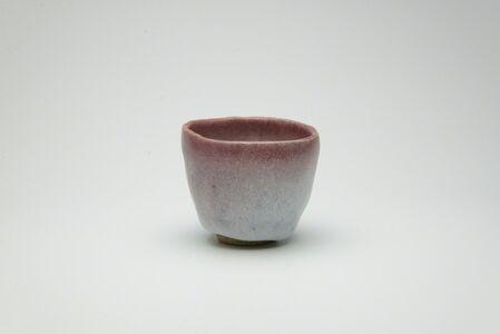 Shin Fujihira, 'Cinnabar Cup', 1990