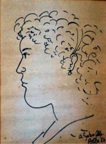Fernando Botero, 'Lucía', 1986