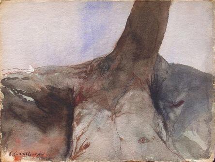Luis Caballero, 'Sin título', 1984