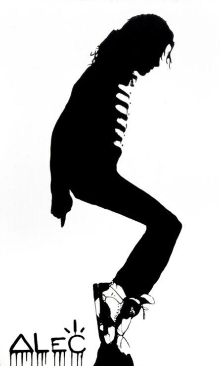 Alec Monopoly, 'White MJ Moonwalk', 2012