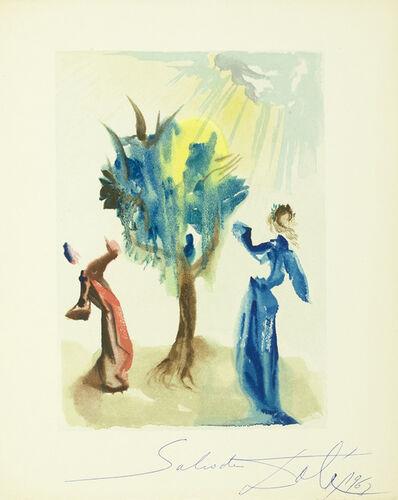 Salvador Dalí, 'Purgatory, Canto 24, from La Divine Comédie (Field p.189-203)', 1959-1963