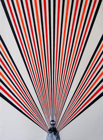 Rico Gatson, 'RA', 2015