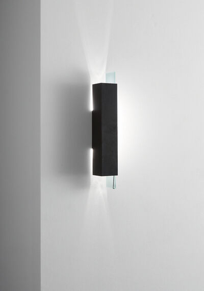 Steven Holl, 'Wall-mounted corner lamp, from Museum Tower, New York', 1986-1987