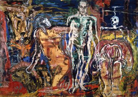 Julian Schnabel, 'Hope', 1982