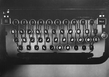 Leandro Katz, 'Lunar Typewriter', 1979/2011