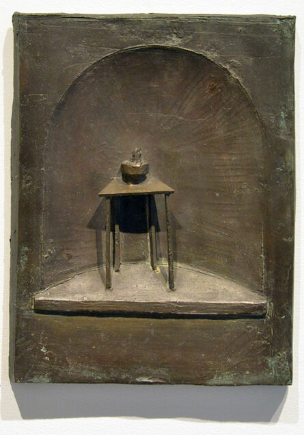 Thomas McAnulty, 'Plant on Table in Niche'