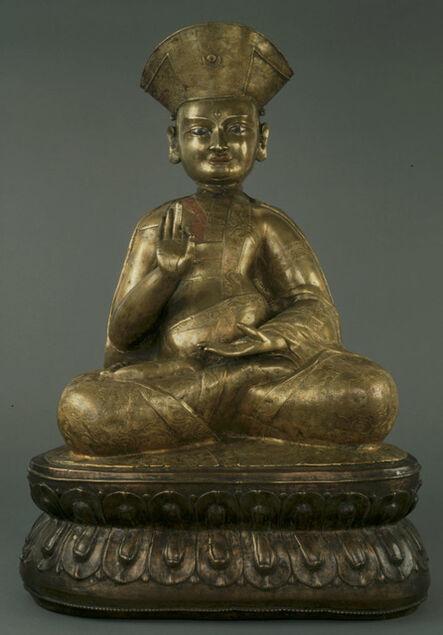 'Drukpa Kagyu Order Monk Gyawa Gotsangpa (1189-1258)', 16th-17th centuries