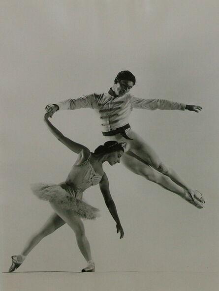 Gjon Mili, 'Alicia Alonso & Igor Youskevitch', 1947