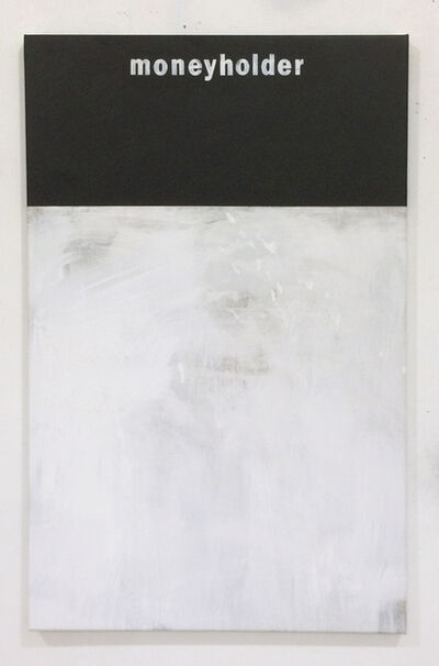 Dustin Pevey, 'Moneyholder ', 2014