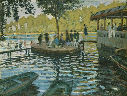 Claude Monet, 'La Grenouillère', 1869