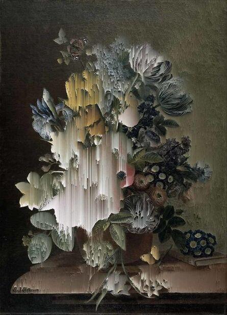 Gordon Cheung, 'E J Eelkema II (Small New Order)', 2014