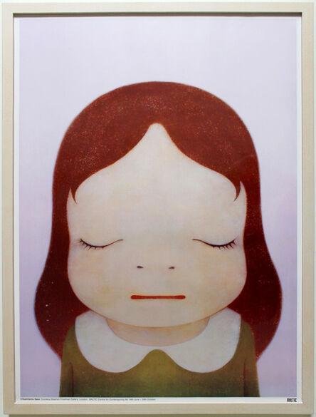 Yoshitomo Nara, 'Cosmic Girls (Eyes Closed)', 2008