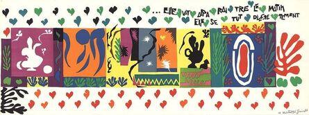 Henri Matisse, 'Mille Et Une Nuits', 1951