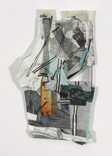 Iva Gueorguieva, 'Blown Through Blackstrap Junction', 2020