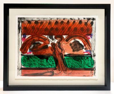 Howard Hodgkin, 'DH in Hollywood (framed)', 1985
