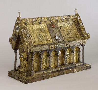 'Shrine of Saint Amandus', Early 13th century