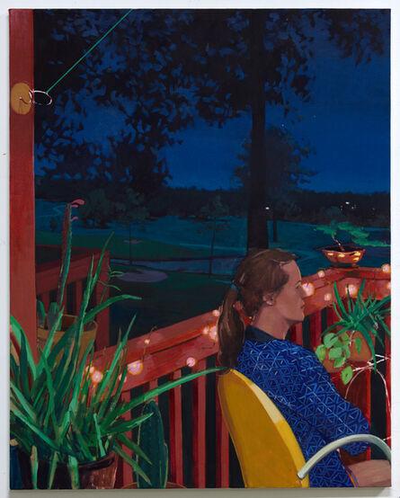 Nathan Mullins, 'Par Lane', 2021