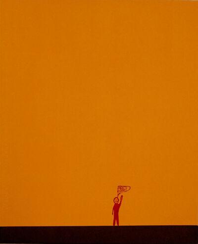 Chris Johanson, 'Excellent Perceptions #1', 2007