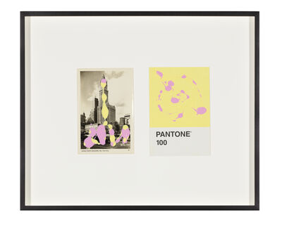 Tacita Dean, 'Pantone Pair (100)', 2020