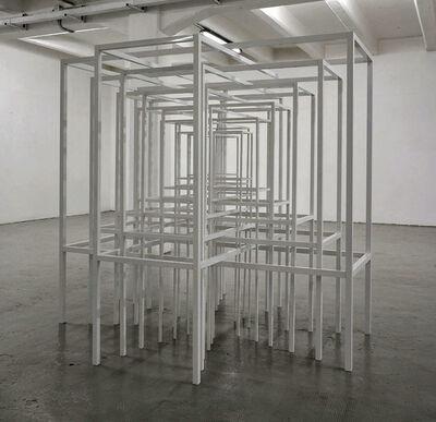 Paolo Cavinato, 'Protection #2 (12 tables)', 2015