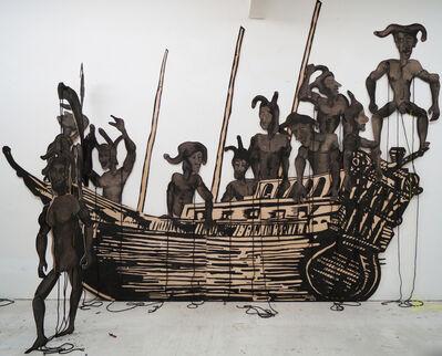 Erez Israeli, 'Ship of Fools', 2015