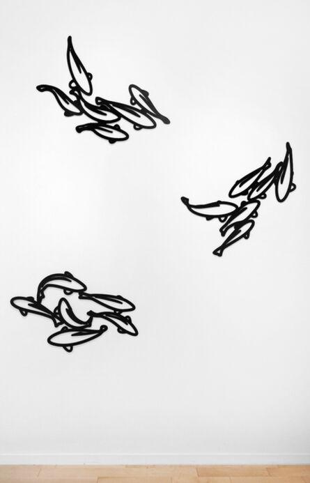 Julian Opie, 'Nature 1 - Carp', 2015