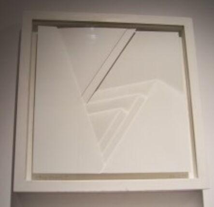 Peter Weber, 'Streifenfaltung', 2008